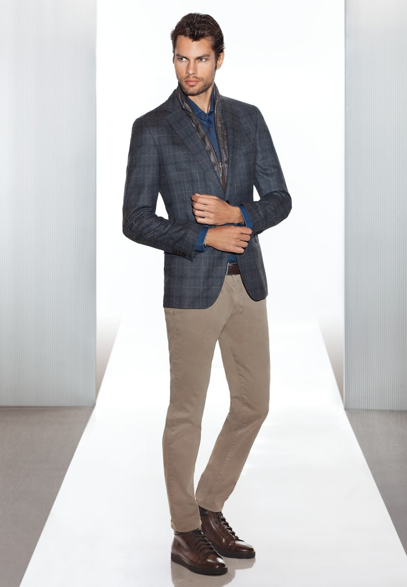 Impeccably stylish all day long.